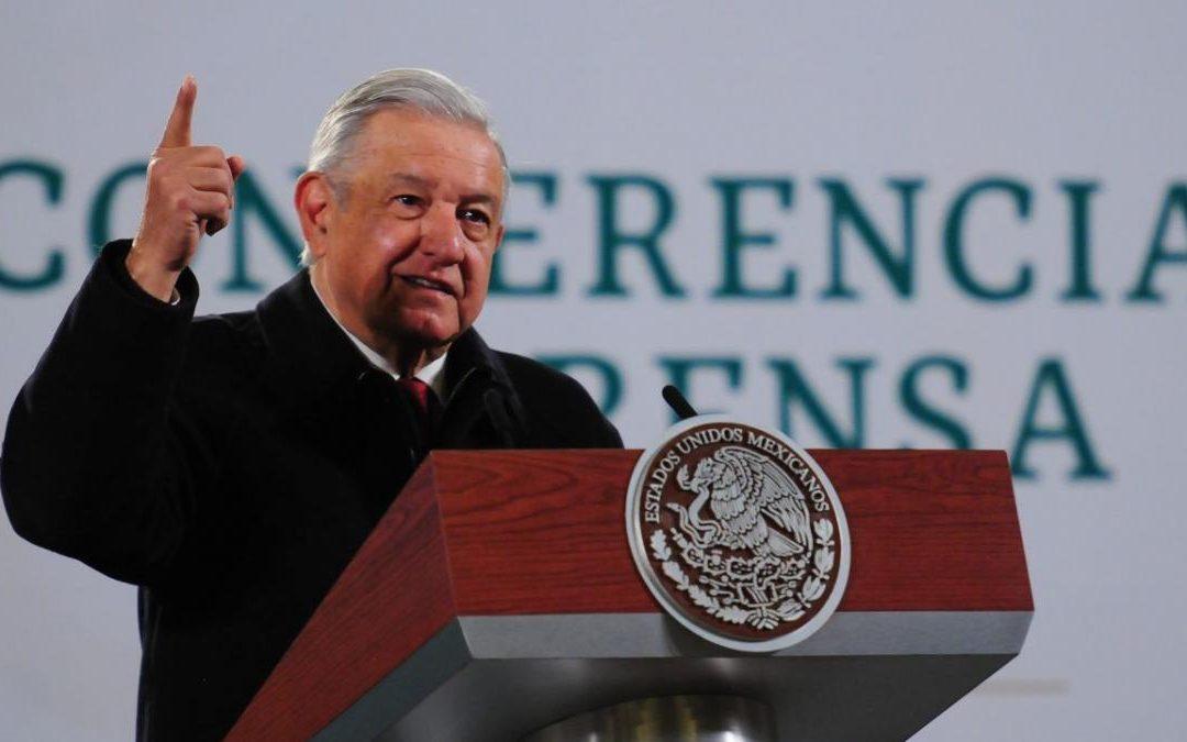 Obrador revisará contratos renovables: «no pagan la transmisión, es un subsidio, hay muchos engaños»