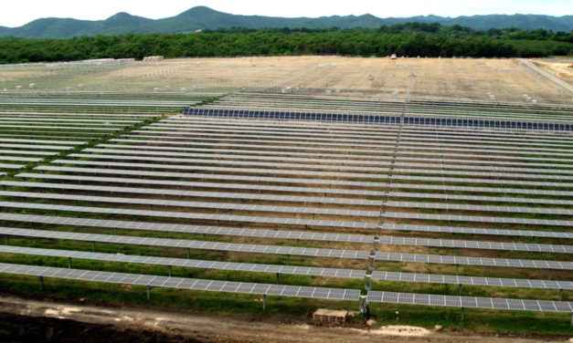 Trina Solar cerró contrato con uno de los más grandes parques solares del Caribe de EGE Haina