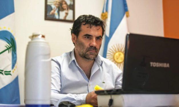 Cooperativas eléctricas plantearon a Darío Martínez por carta medidas de alivio reglamentando ley de presupuesto