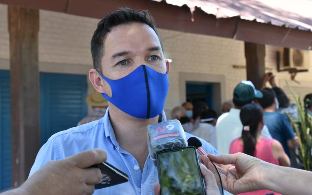 Gobierno de Chaco diseña planes de financiamiento para reactivar proyectos de energías renovables