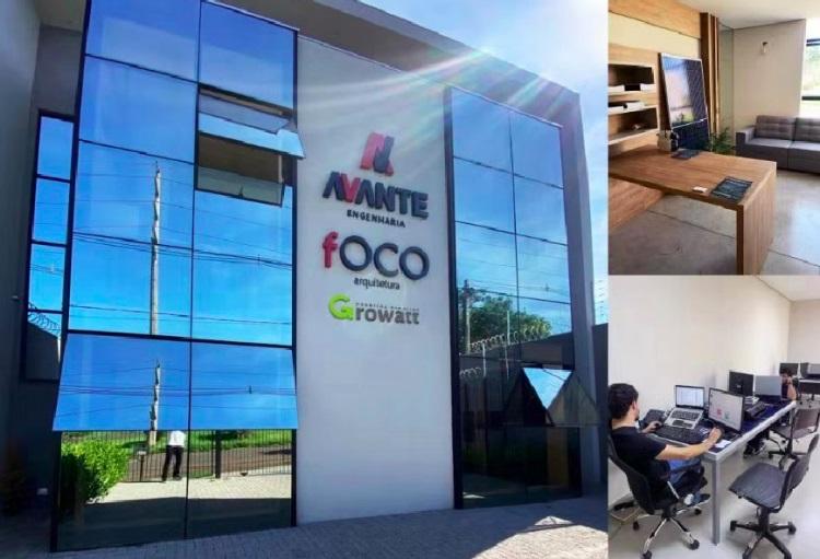 Con Aldo Solar como aliado Growatt amplía sus equipos comerciales en Brasil