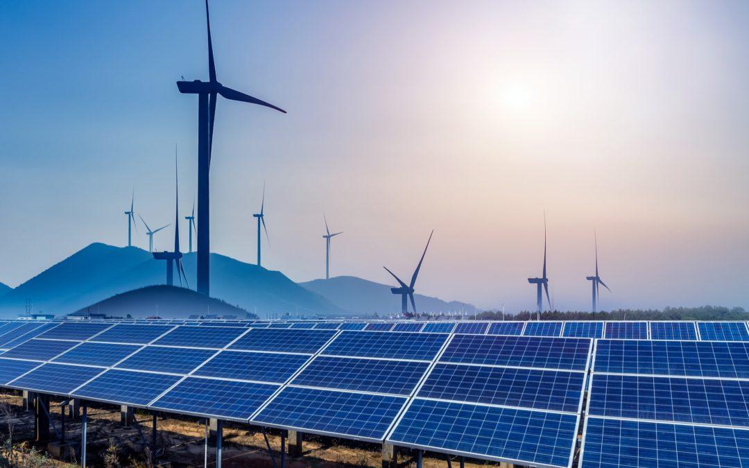 Chile tendrá un año histórico en renovables: superaron a las fósiles y duplicarán potencia eólica y solar