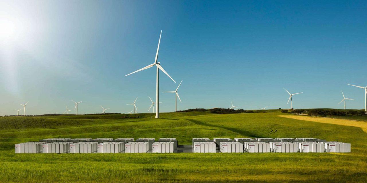 AES obtiene calificación ambiental para su mega parque eólico con turbinas de 7 MW y almacenamiento con baterías en Chile