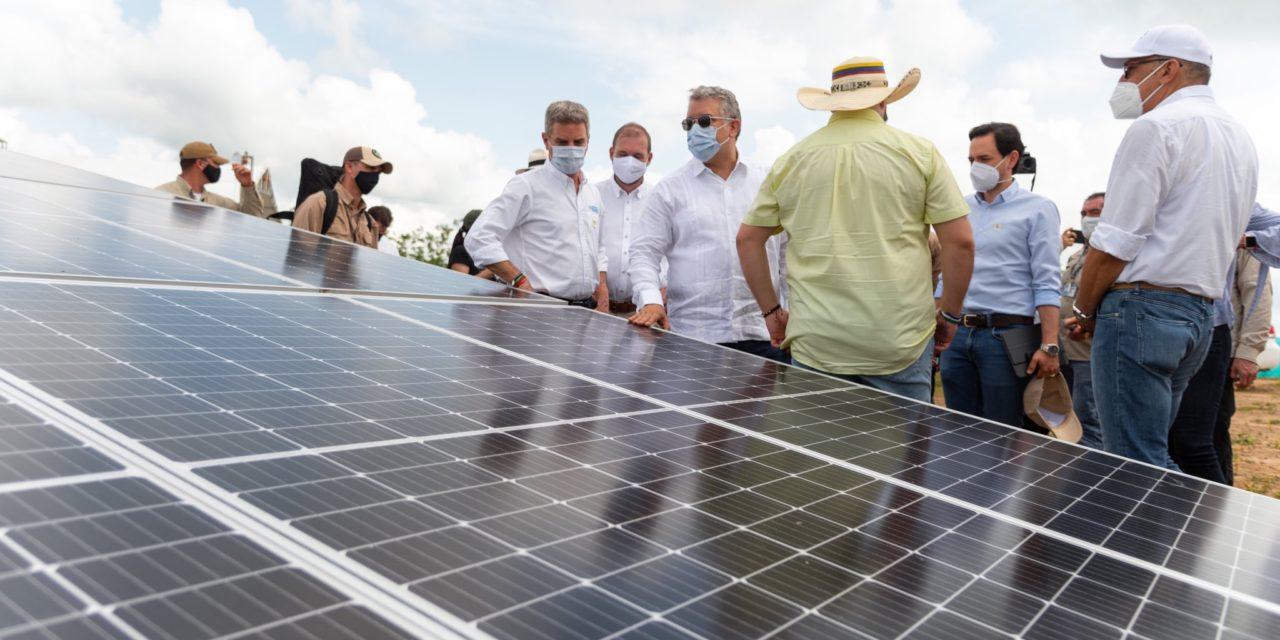 Egal desarrolla 650 MW de renovables con la expectativa de subastas y contratos bilaterales en Colombia