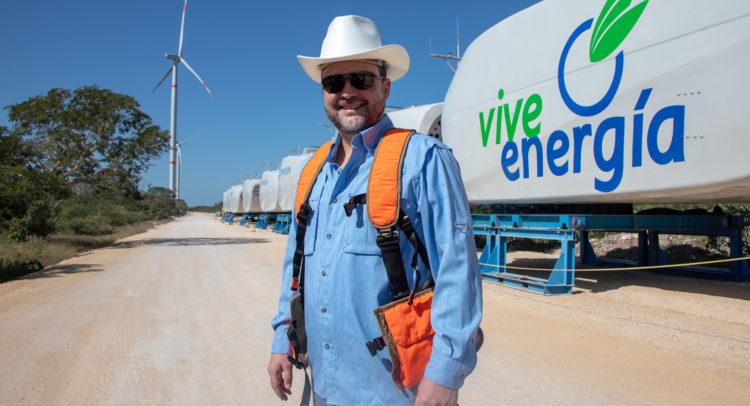 "Villarreal de Vive Energía: ""Veo con buenos ojos que se revisen contratos de energías renovables en México»"
