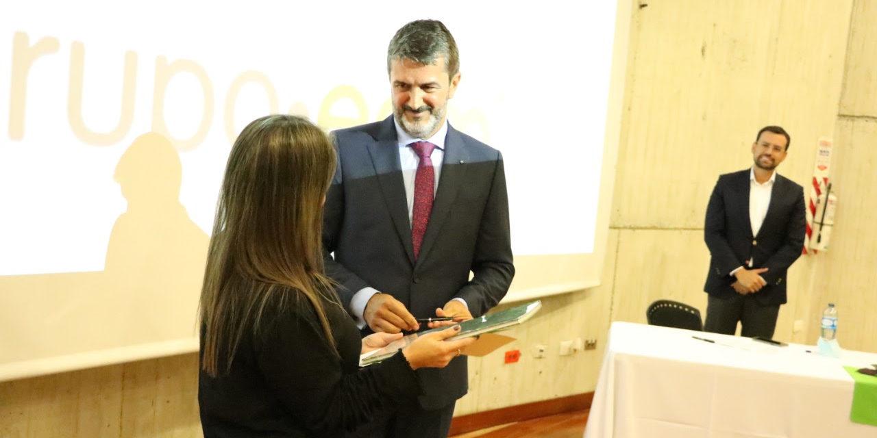 Santiago Villegas Yepes fue elegido por unanimidad como nuevo Gerente de CHEC Grupo EPM