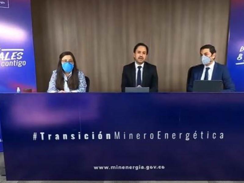 Los 10 puntos que el Ministerio de Minas y Energía ubica para la reactivación sostenible de Colombia