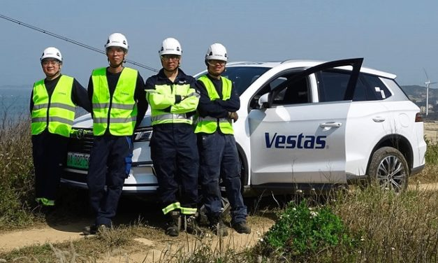 Vestas abastecerá su flota de vehículos eléctricos con cargadores de Enel X