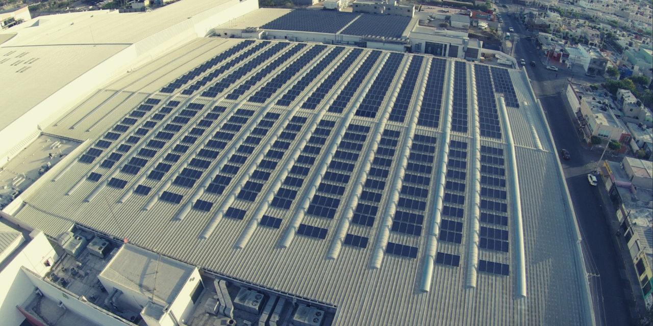 Techos productivos como una alternativa en energía renovable