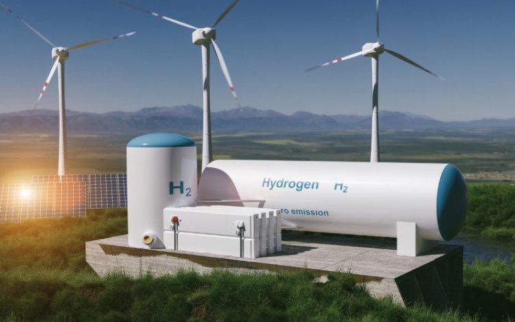 """Villalonga: """"Argentina puede ser parte de un futuro mercado de hidrógeno verde global"""""""
