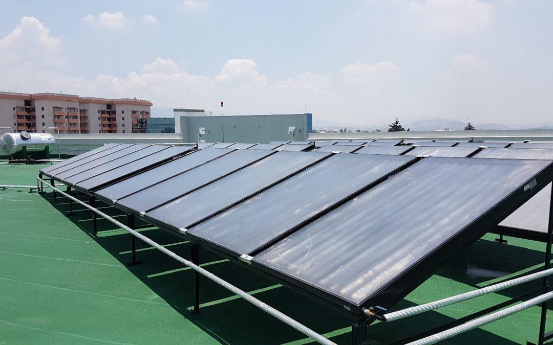 El sector solar térmico con un gran potencial pese a las disposiciones energéticas en México