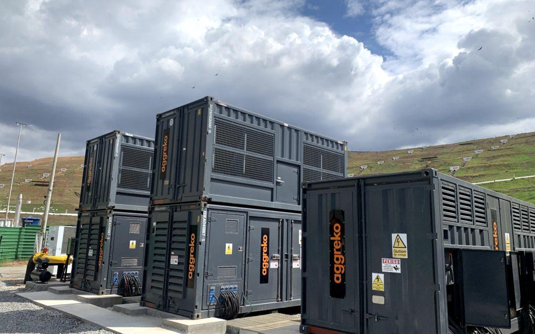 Aggreko cerró un acuerdo con EVA Energía para proporcionar energía a partir de biogás de relleno sanitario