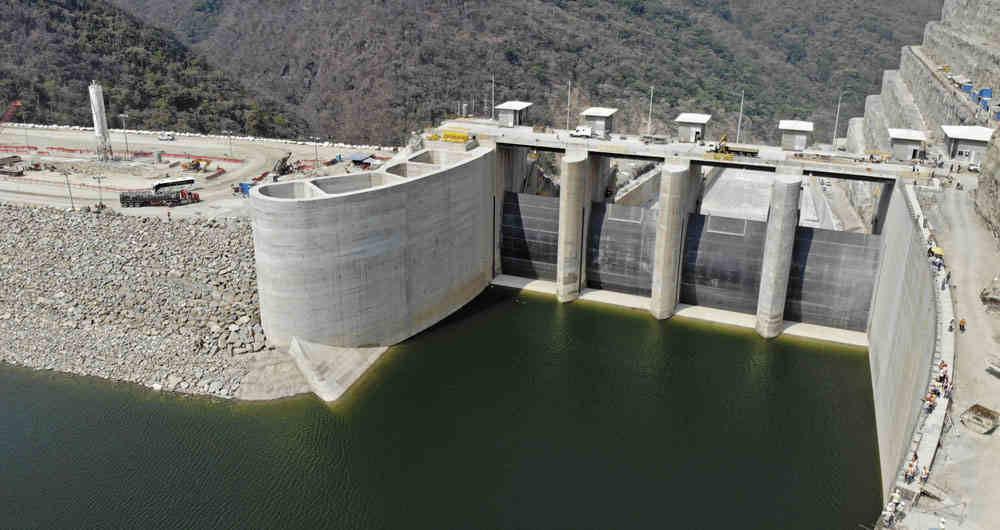Hidroituango avanza en su construcción y promete generar energía en el primer semestre del 2022