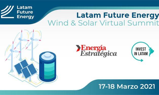 Latam Future Energy lanza inscripción a la «Cumbre Solar Fotovoltaica» el 18 de marzo