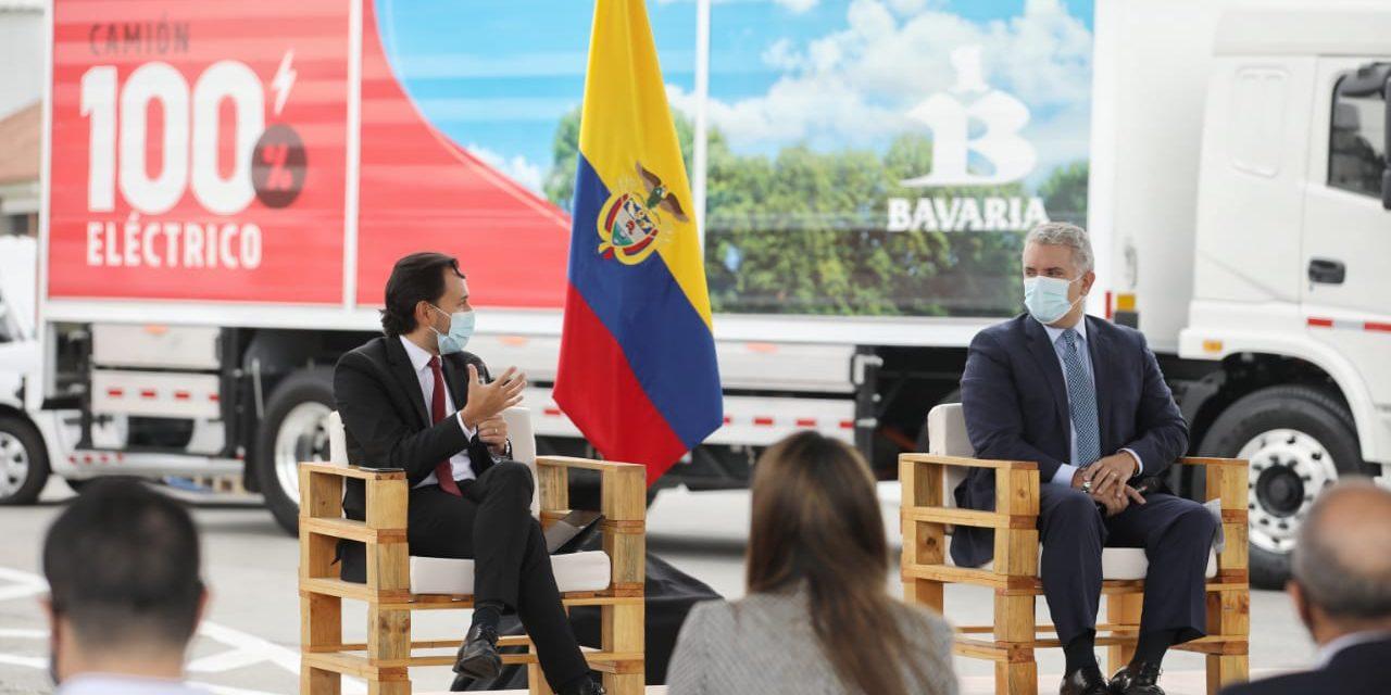 Colombia expide nuevas medidas para incentivar a los vehículos eléctricos: su objetivo es llegar a 6.600 rodados al 2022