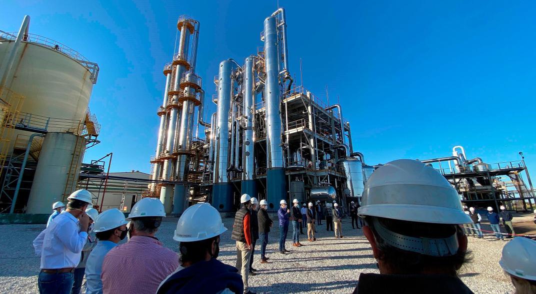 Industriales celebran el anuncio de Alberto Fernández sobre la creación de una nueva ley de biocombustibles