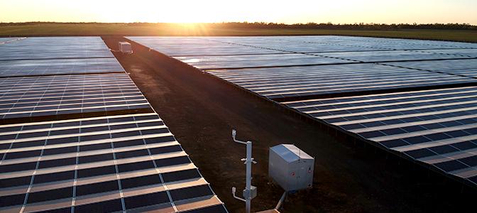 Estadística promisoria: Cada cuatro días entra en servicio una central solar en Chile