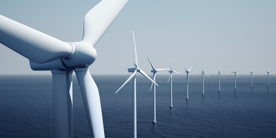 China instaló la mitad de la nueva capacidad eólica marina mundial durante 2020, en un año récord