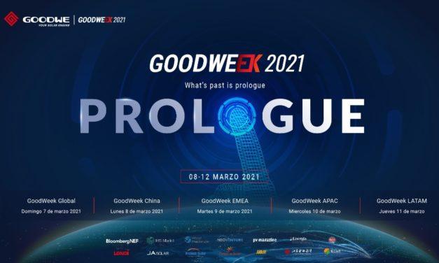 Falta un mes para el GoodWeek 2021