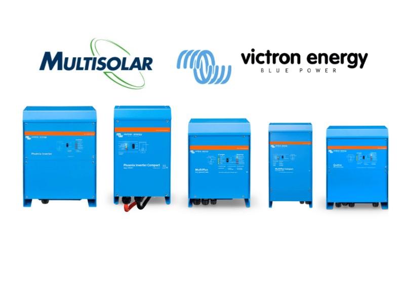 Más ofertas de energía solar en Argentina: Multiradio distribuirá productos de Victron Energy