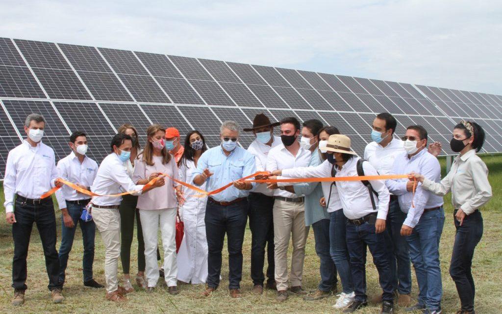 Trina Solar se apresta a inaugurar tres nuevos parques fotovoltaicos en Colombia