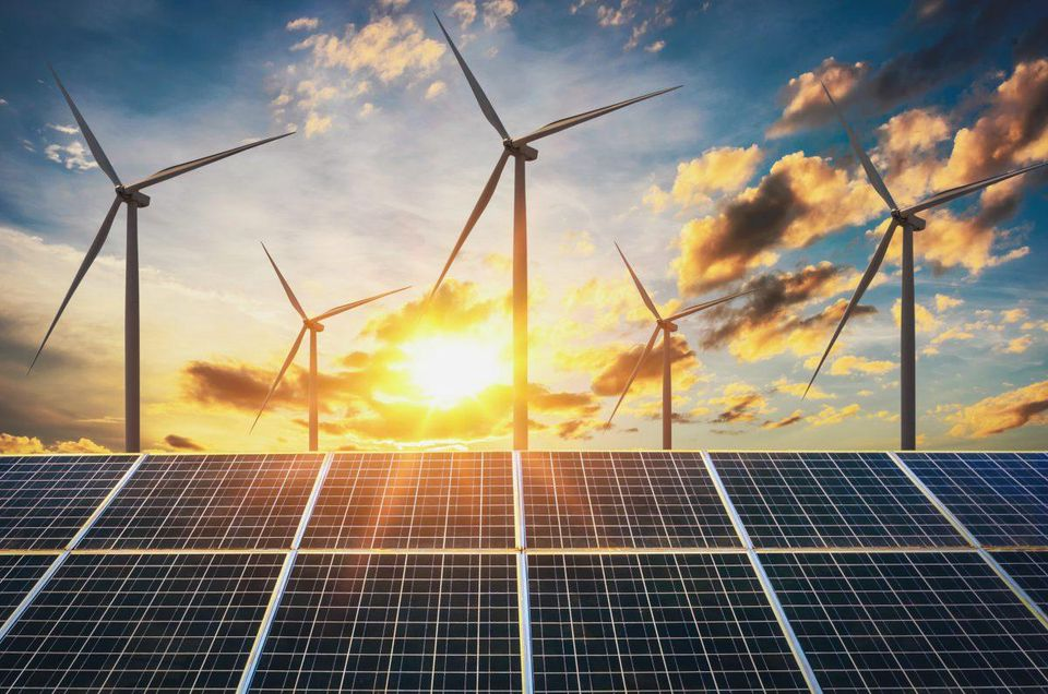 Chile generó casi un 20 por ciento más de energía eólica y solar durante el 2020