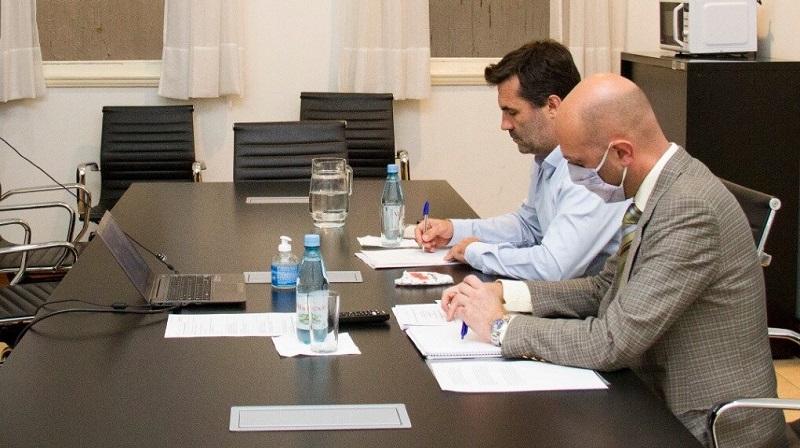 CADER se reunió con el Subsecretario de Planeamiento Energético Javier Papa