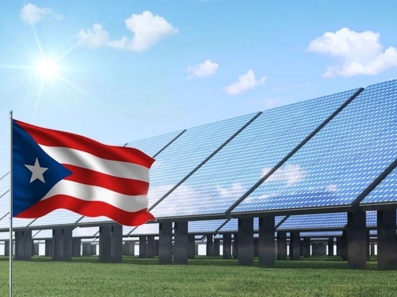 Puerto Rico se prepara para contratar energías renovables y almacenamiento