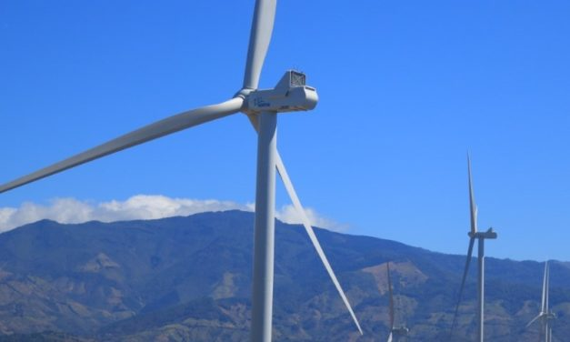 Comenzó a generar energía el parque eólico Ventus en El Salvador