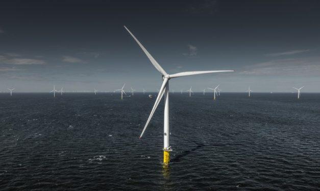 Vestas anunció lanzamiento de un nuevo aerogenerador offshore de 15 MW