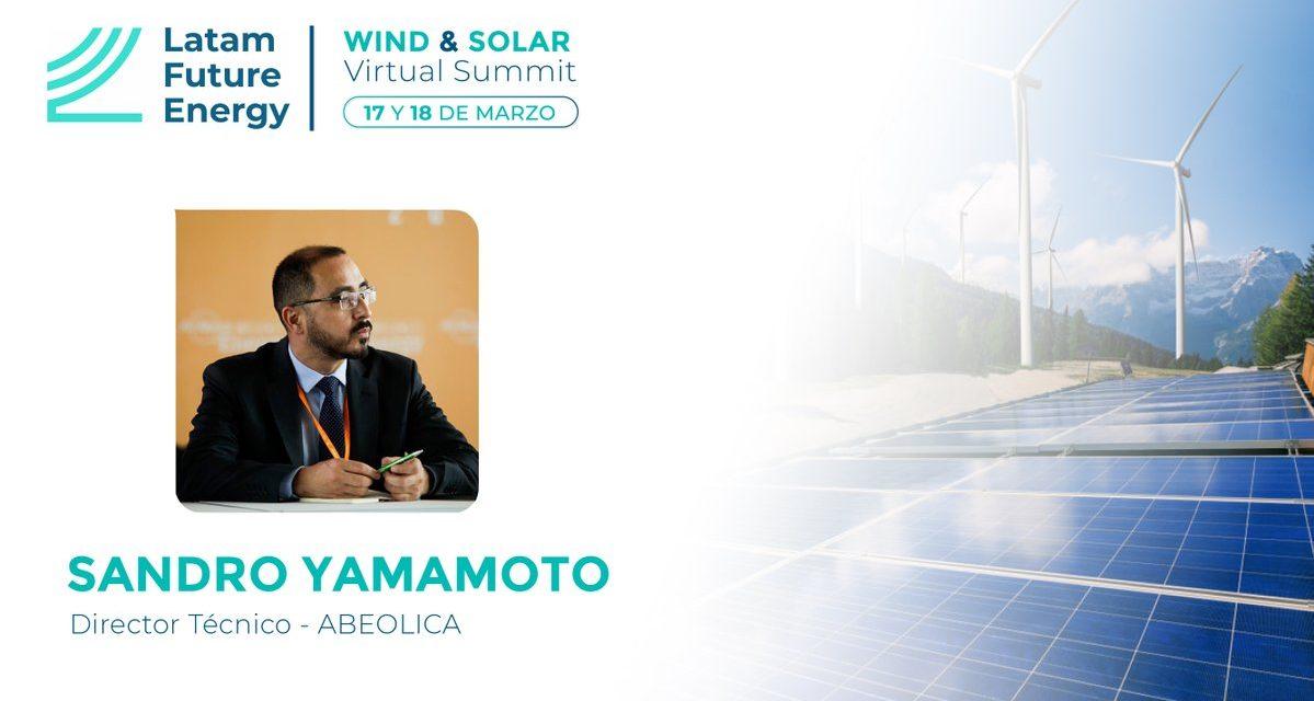Brasil espera llegar a 20 GW de energía eólica al finalizar 2021