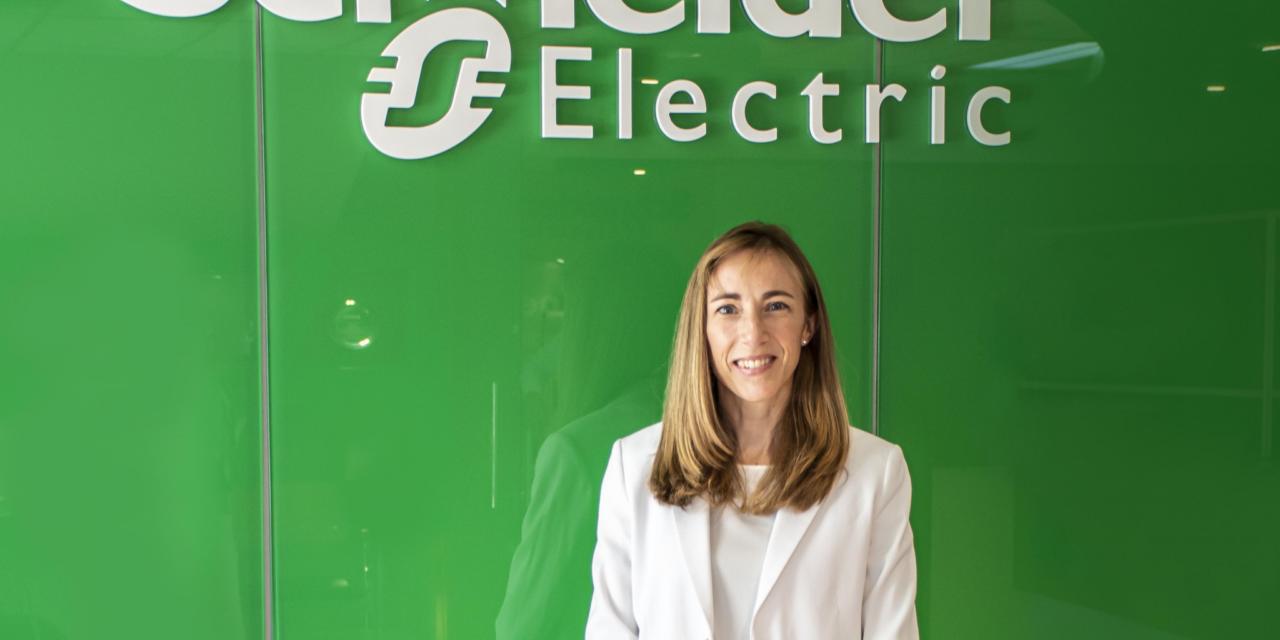 Schneider Electric nombra a Paula Altavilla como nueva Presidente en Argentina, Paraguay y Uruguay
