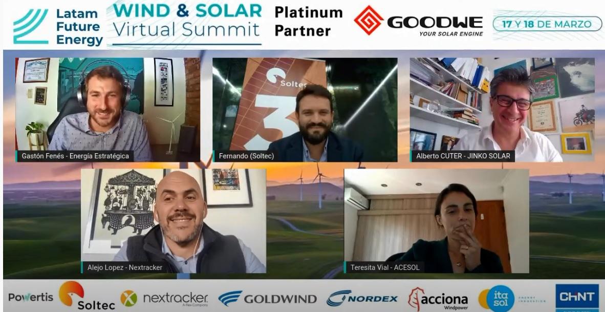Las frases de los protagonistas de las renovables: Participaron más de 24 mil personas en «Latam Future Energy»