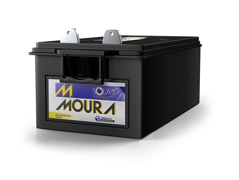 Moura ofrece nuevas baterías estacionarias solares para el mercado argentino