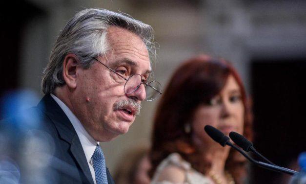 Alberto Fernández anuncia una nueva planificación energética