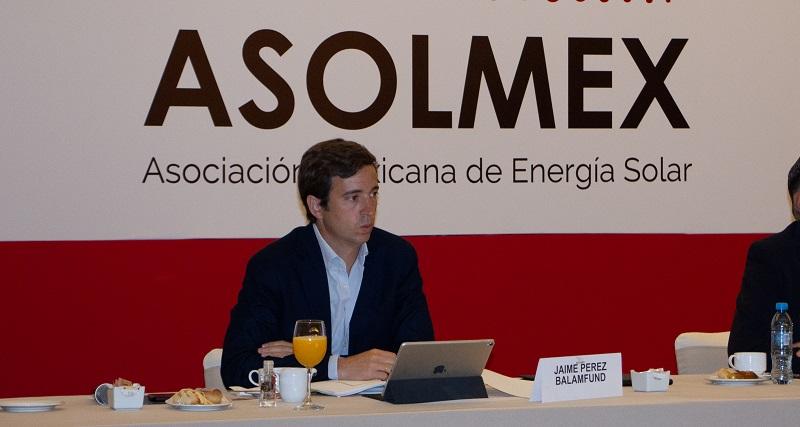 Asolmex designa a Jaime Pérez de Laborda como su nuevo presidente