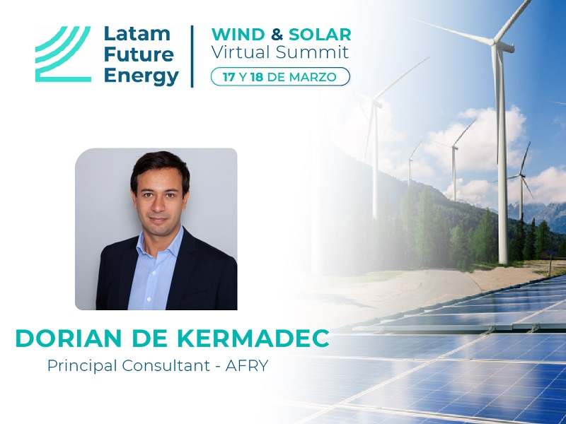 AFRY en números: Las energías eólica y solar mitigan incertidumbres en el sector eléctrico sudamericano