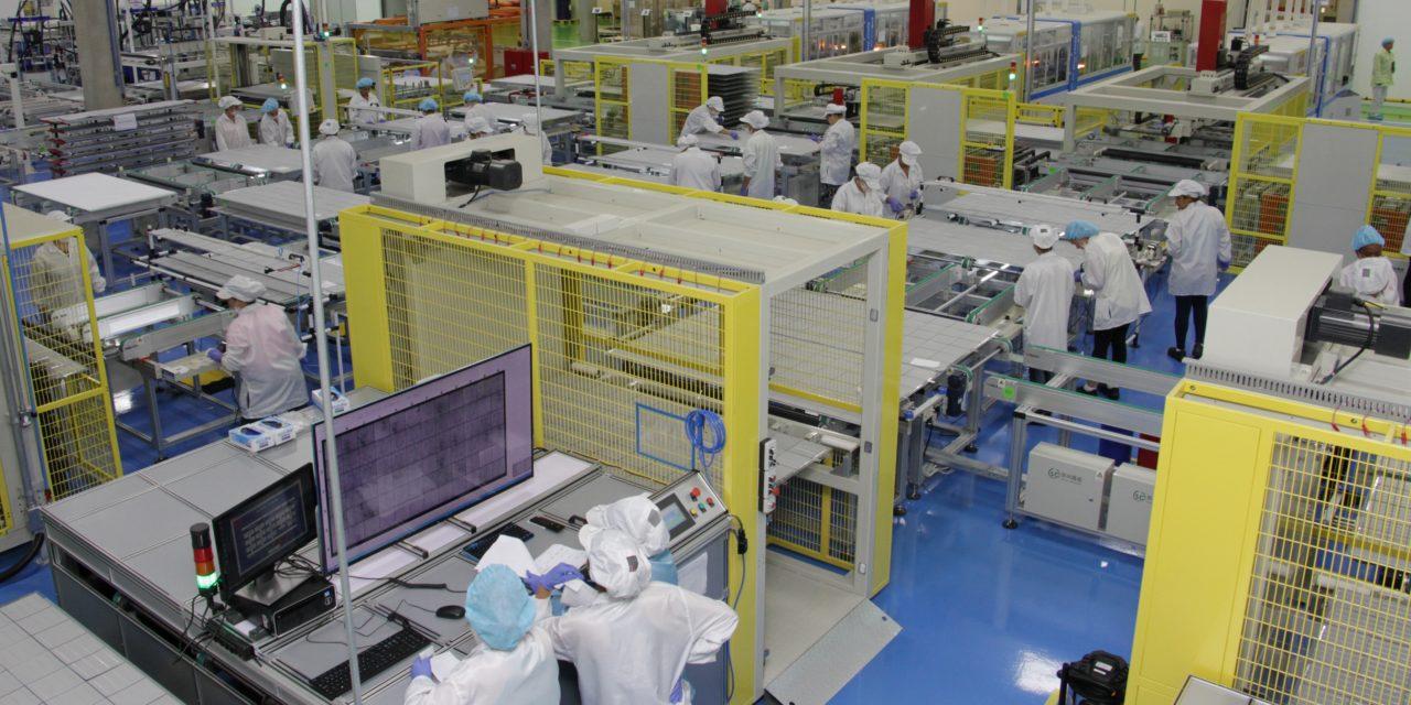 Ante un gran crecimiento de la demanda BYD aumenta su producción fotovoltaica en Brasil