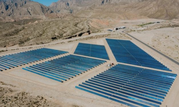 EPSE inauguró un parque solar fotovoltaico de 3 MW de potencia