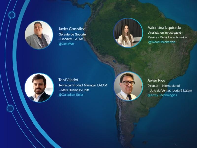 GoodWeek Latam 2021: la energía solar bajo la óptica de referentes de la industria