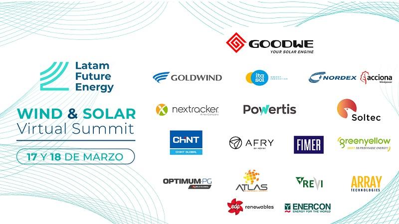 Hoy se reúnen líderes de las energías renovables en Latinoamérica y el Caribe en Latam Future Energy