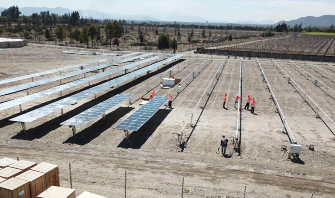 Datos actualizados: Chile suma 12.000 MW renovables entre proyectos en construcción y con aprobación ambiental
