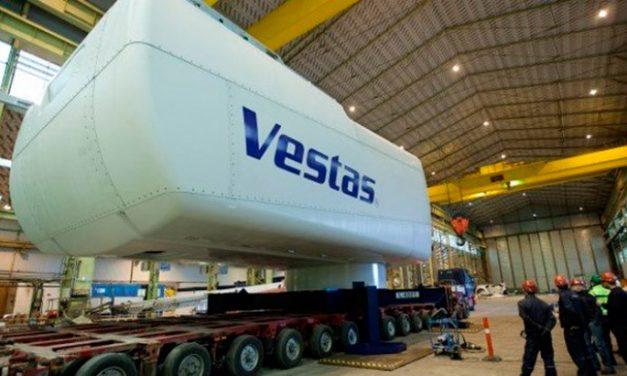 Fábrica brasileña de Vestas alcanzó 2GW de producción de nacelles