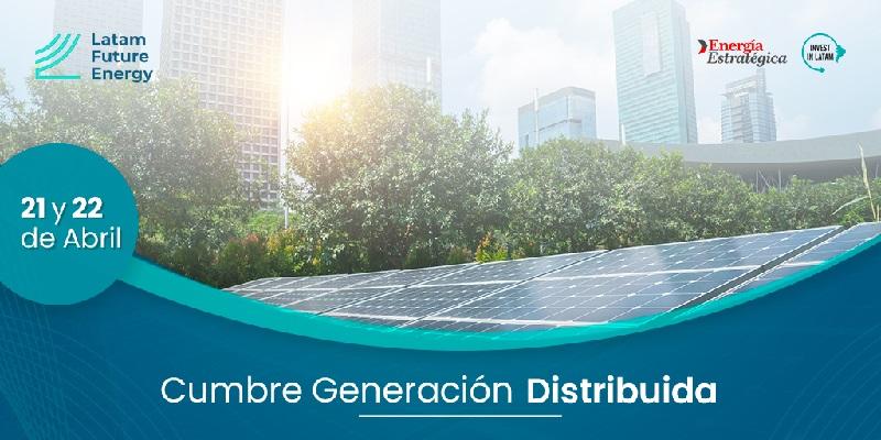 Empresarios y Gobiernos latinoamericanos anunciarán estrategias para generación distribuida