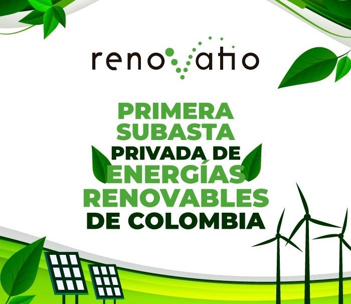 Adjudican a MPC Energy Solution la subasta privada de energías renovables de Colombia