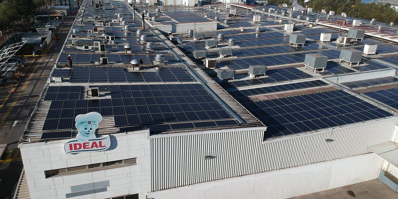 Grupo Bimbo ratifica su apuesta a las renovables y avanza con autogeneración