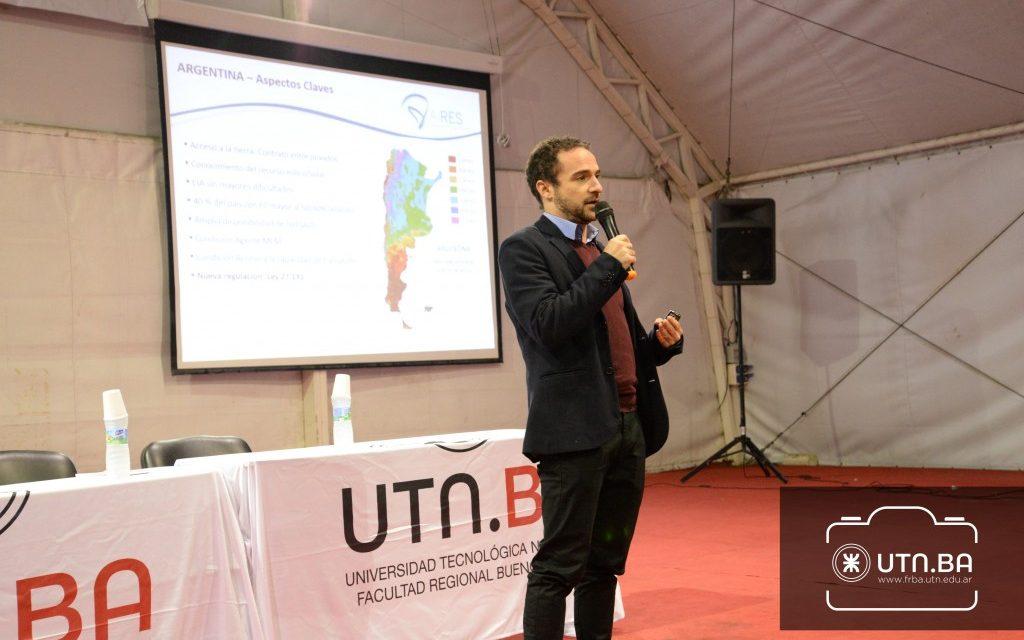 Diego Werner: «Si se liberan los megavatios habría otros interesados en tomarlos y ejecutar proyectos nuevos»