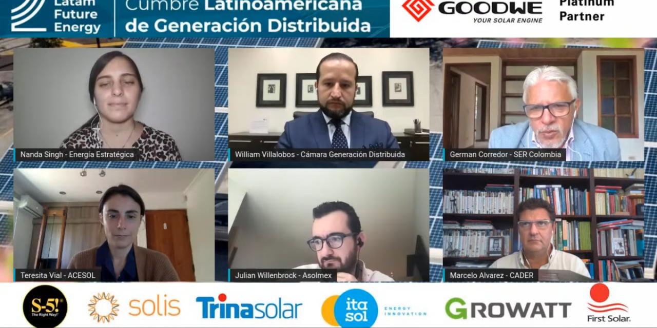 CADER puso el acento en programas específicos para Generación Distribuida en Argentina