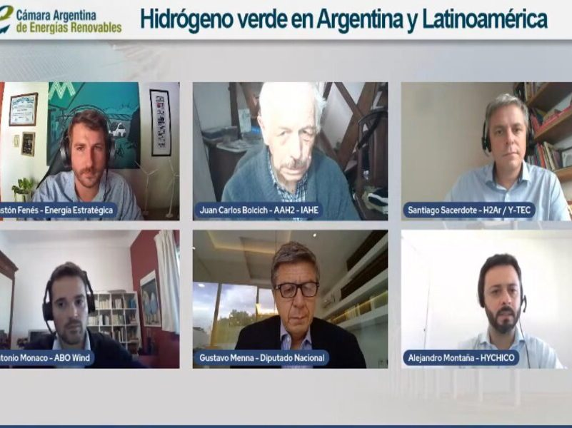 Certificación, precio y marco regulatorio: debate sobre el hidrógeno verde en Argentina y Latinoamérica