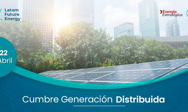 Abierta Inscripción a la «Primera Cumbre Latinoamericana de Generación Distribuida» con los líderes del sector